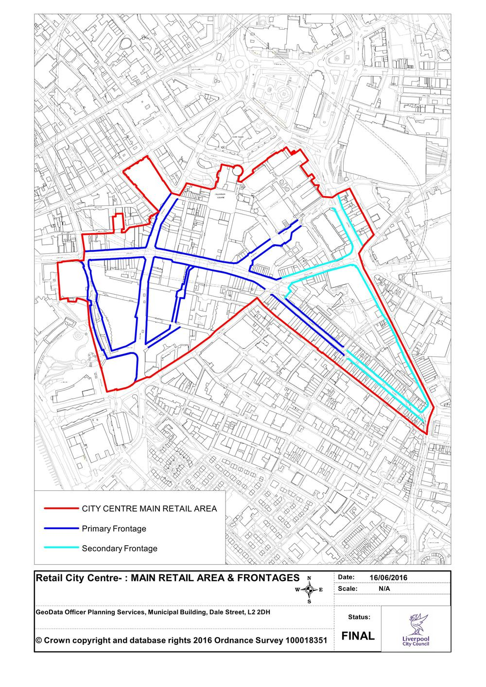 Liverpool City Council Draft Liverpool Local Plan 6 Liverpool